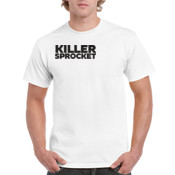 Killer Sprocket White Shirt